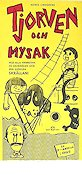 Tjorven och Mysak 1966 Movie poster