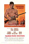 The Bull of the West 1972 poster Charles Bronson
