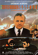 The Efficiency Expert 1991 poster Anthony Hopkins