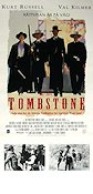 Tombstone 1993 Movie poster Kurt Russell