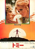Tommy 1975 Movie poster Roger Daltrey