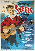 The Tommy Steele Story 1957 poster Tommy Steele Gerard Bryant