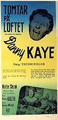 The Inspector General 1949 Movie poster Danny Kaye