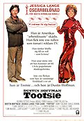 Tootsie 1983 Movie poster Dustin Hoffman Sydney Pollack