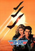 Top Gun 1986 poster Tom Cruise