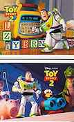Toy Story 2 2000 lobby card set