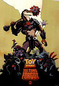 Toy Story That Time Forgot ABC 2014 poster