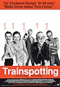 Trainspotting 1996 movie poster