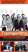 Trainspotting 1996 Movie poster Ewan McGregor