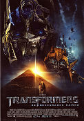 Transformers: Revenge of the Fallen 2009 Movie poster Shia LaBeouf