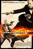 Transporter 2 2005 Movie poster Jason Stratham