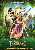 Tangled 2011 Movie poster