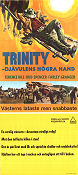 My Name is Trinity 1971 poster Terence Hill