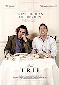 The Trip 2010 Movie poster Steve Coogan Michael Winterbottom