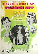 Artists and Models 1955 Movie poster Dean Martin