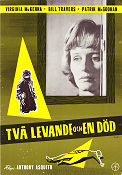 Two Living One Dead 1961 poster Virginia McKenna Anthony Asquith