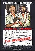 Les 2 Missionaires 1974 Movie poster Terence Hill Franco Rossi