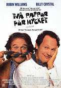 Father´s Day 1997 poster Robin Williams Ivan Reitman