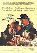 Twice In a Lifetime 1985 Movie poster Gene Hackman