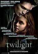Twilight 2008 Movie poster Kristen Stewart