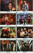 The Twilight Zone 1983 lobby card set Dan Aykroyd Steven Spielberg