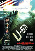 U-571 2000 Movie poster Bill Paxton