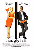 The Ugly Truth 2009 Movie poster Katherine Heigl