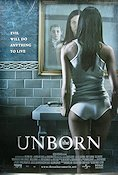 The Unborn (2009) Odette Yustman Poster 68x100cm USA