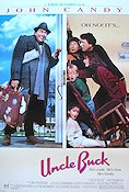 Uncle Buck 1989 poster John Candy