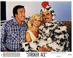 Stroker Ace 1983 lobby card set Burt Reynolds Hal Needham