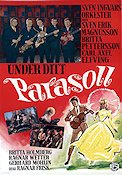 Under ditt parasoll 1968 Movie poster Sven Ingvars Ragnar Frisk