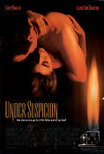 Under Suspicion 1991 Movie poster Liam Neeson