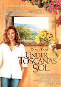 Under the Tuscan Sun 2003 poster Diane Lane Audrey Wells