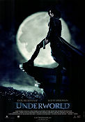Underworld 2003 Movie poster Kate Beckinsale