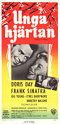 Young at Heart 1954 poster Frank Sinatra Gordon Douglas