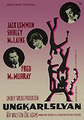 The Apartment 1961 poster Jack Lemmon Billy Wilder