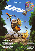 Up 2009 poster Edward Asner Pete Docter