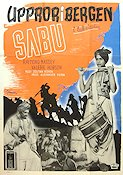 The Drum 1939 Movie poster Sabu Alexander Korda