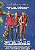 Explorers 1985 Movie poster Ethan Hawke