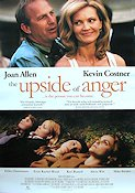 The Upside of Anger 2004 poster Joan Allen