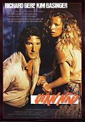 No Mercy 1987 Movie poster Richard Gere