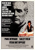 Absence of Malice 1981 poster Paul Newman Sydney Pollack