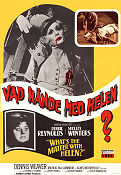 What's the Matter with Helen 1972 Movie poster Debbie Reynolds