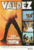 Valdez is Coming 1971 Movie poster Burt Lancaster