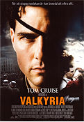 Valkyrie 2008 Movie poster Tom Cruise