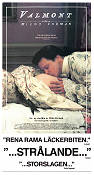 Valmont 1989 Movie poster Colin Firth Milos Forman