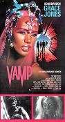 Vamp 1986 Movie poster Chris Makepeace Richard Wenk