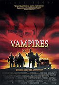 Vampires 1997 poster James Woods John Carpenter