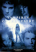 Vampires of the Desert 2001 poster Kerr Smith JS Cardone