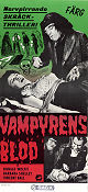 Blood of the Vampire 1958 poster Donald Wolfit Henry Cass